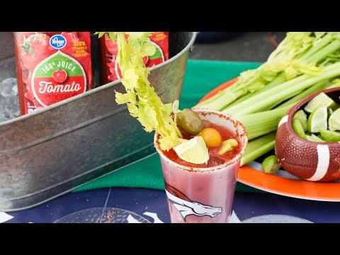 Bloody Mary Bar | Muy Bueno