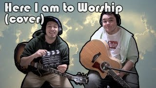 Here I am to Worship (acoustic instrumental)