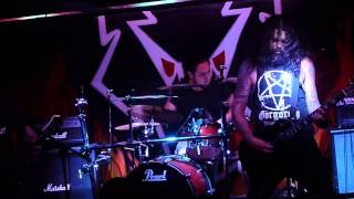 Hacavitz - Darkness Beyond (en vivo) - Forces of Death Metal