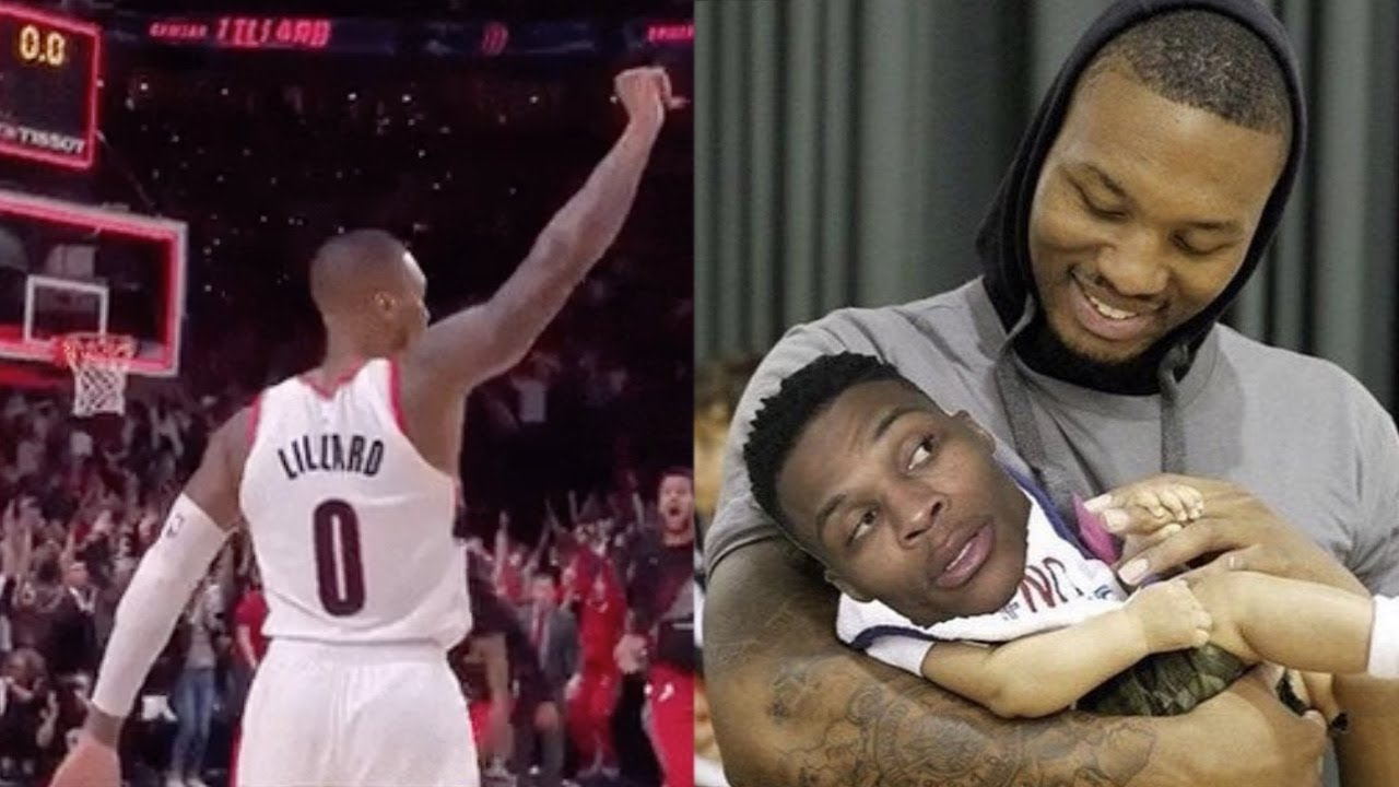 Damian Lillard Reacts To Paul George Calling INSANE Game Winning Shot