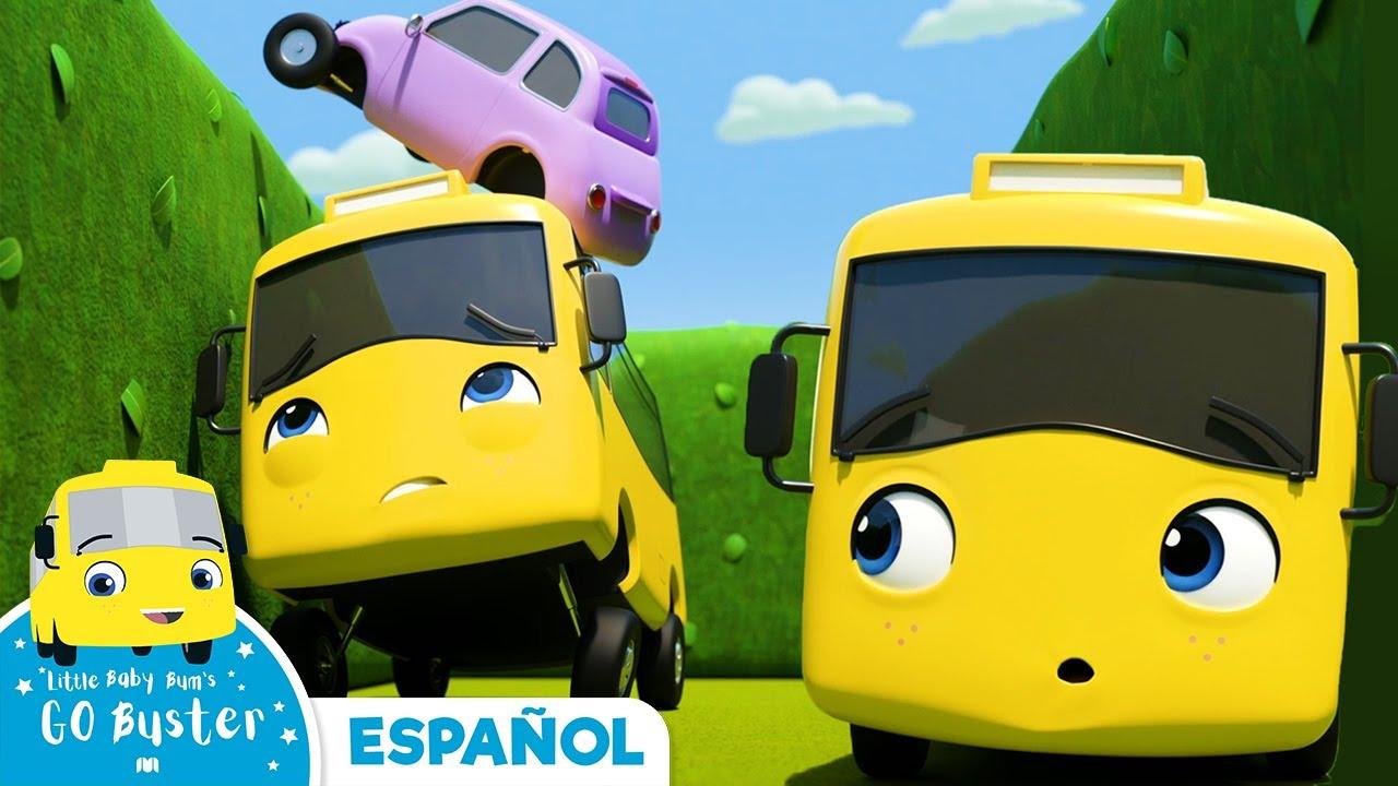 Buster y el Laberinto | Canciones Infantiles | Buster en Español - Little Baby Bum