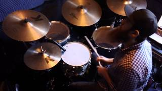 """Atmosphere """"We Ain't Gonna Die Today"""" Drum Cover Daniel Staddon"""