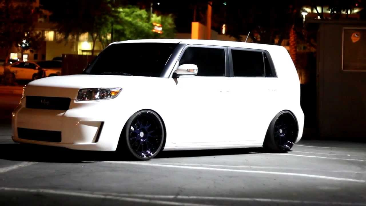 Snowflake Scion Xb On Dpe Wheels Youtube