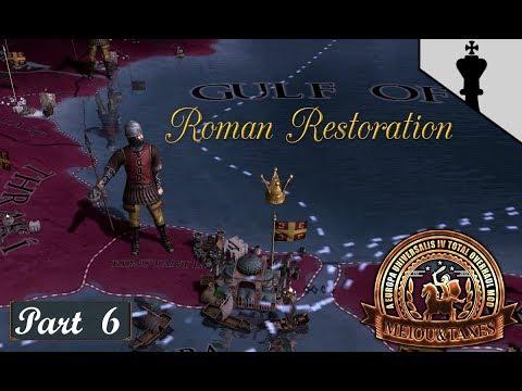 EU4 - MEIOU & Taxes - Roman Reclamation - Part 6