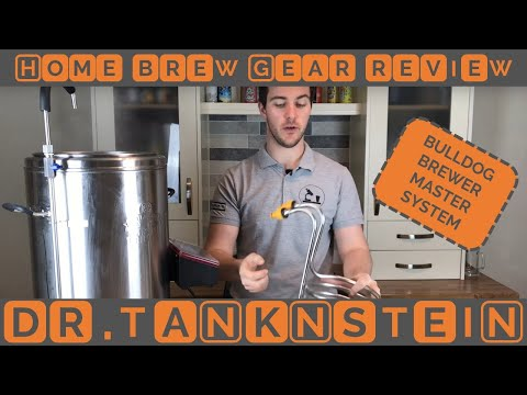 All-in-One Homebrewing: How To Use The Bulldog Brewer Master Brewer