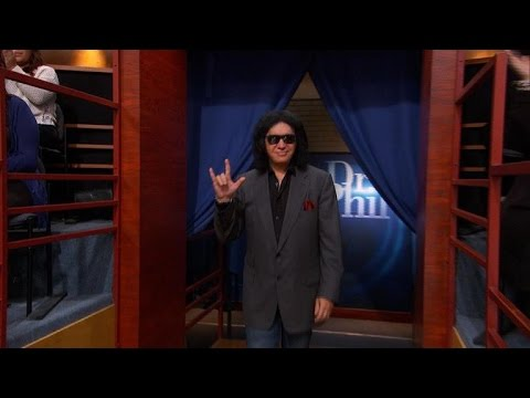 Gene Simmons' Message To Wannabe Rocker: 'Get A Damn Job'