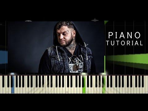 Kali - PÚŠŤAM ŤA / Nejsi Jediná / Dosnívané / Keď sa budú pýtať - Piano EASY Tutorial - Synthesia
