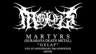 Download Video MARTYRS (Surabaya Death Metal) - Gelap (Live At Anniversary Genpocker Gresik) MP3 3GP MP4
