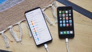 Переход с iPhone на Galaxy. Это было сложно?