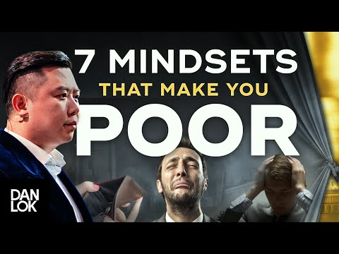 7 Mentalities That Will Make You Poor