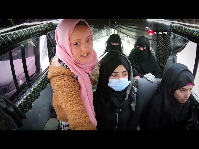 باص الشعب3 | كسر قلبها في باص الشعب | الحلقة 16 | قناة الهوية