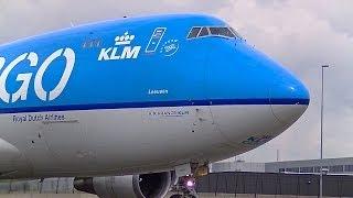 Vliegtuigen Spotten op Schiphol | Super dicht bij de vliegtuigen