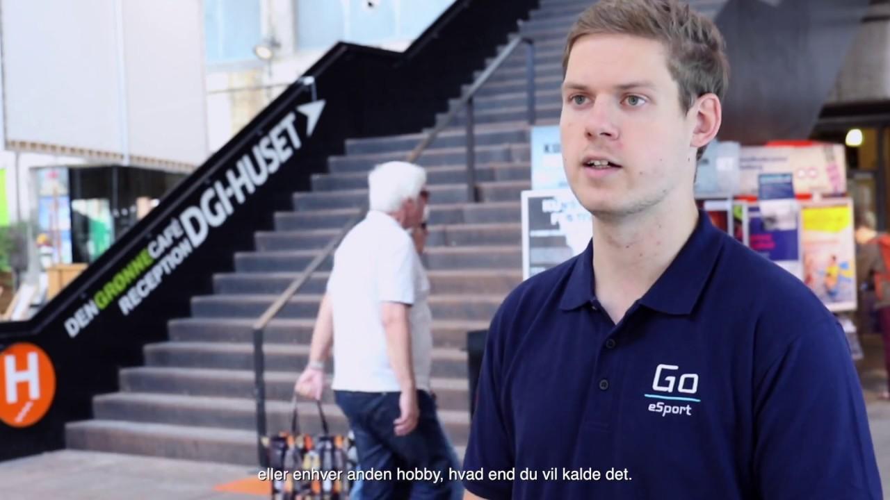 eSport indtager Danmark!