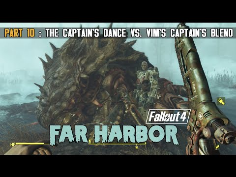 Fallout 4 : Far Harbor - Part 10 - Diggin' the Dancing Queen