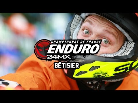Enduro - Bêtisier 2016