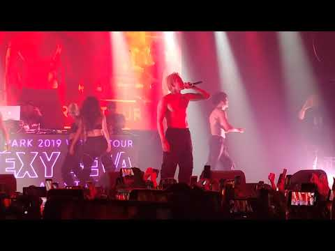 Jay Park SEXY4EVA Tour In Amsterdam // MOMMAE + Shirtless Jaybae