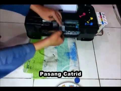 Tinta Printer Canon Tidak Keluar Youtube