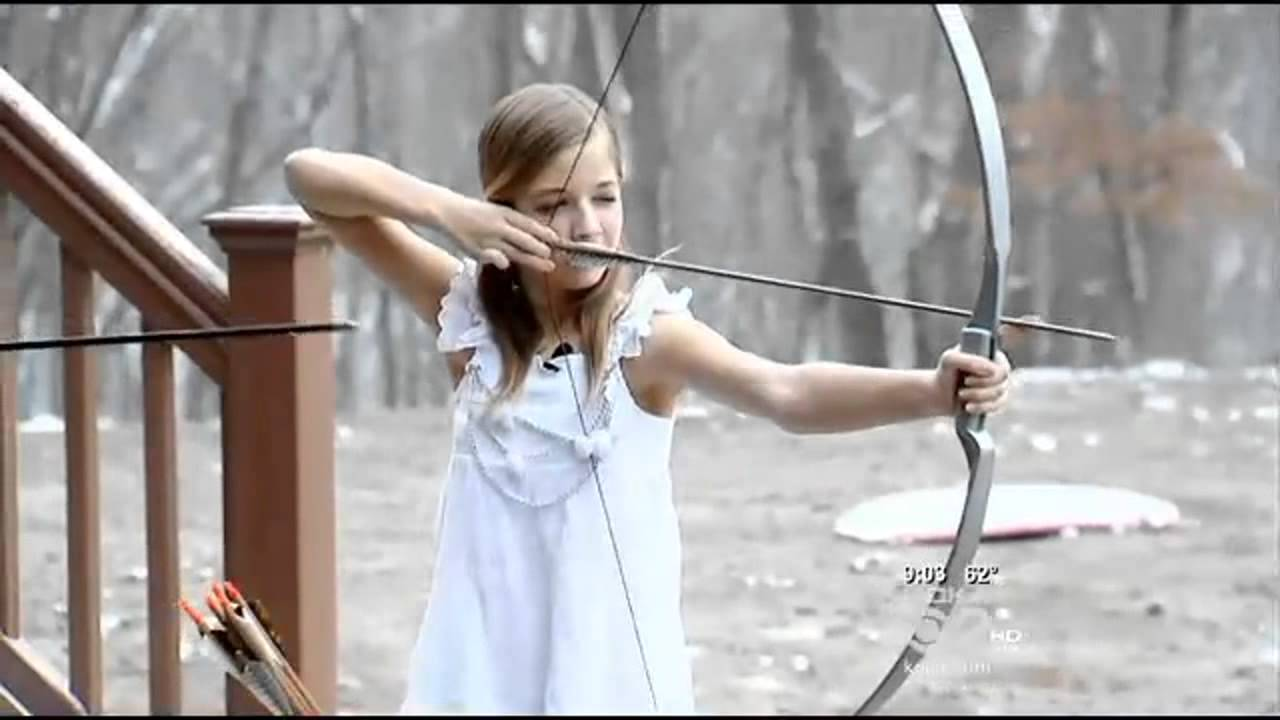Clip Of Jackie Evancho Pittsburgh Tv April 15 2013 Youtube