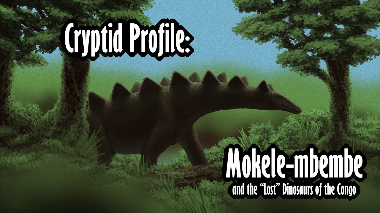"""Cryptid Profile: Mokele-mbembe and the """"Lost"""" Dinosaurs of the Congo"""