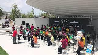 天理高等学校吹奏楽部2018年