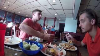 Где в Америке выгодно поесть. 7$ безлимитная китайская еда в США