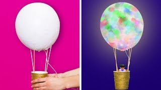 14 CUTE DIY LAMPS THAT WILL TRANSFORM YOUR BEDROOM