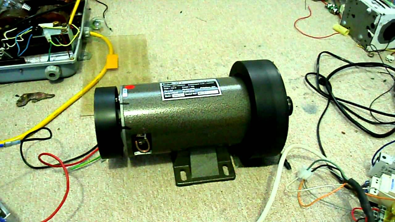 small resolution of permanent magnet electric treadmill motor wiring diagram