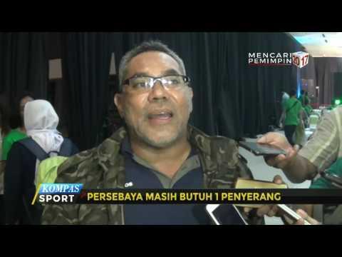 Persebaya Masih Butuh 1 Penyerang from YouTube · Duration:  1 minutes 28 seconds