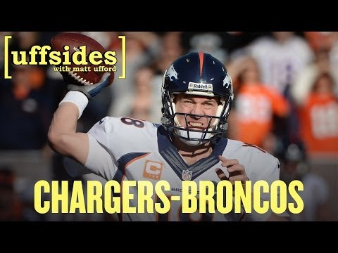 Chargers vs Broncos 2014: Uffsides Divisional Round Previews
