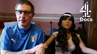 Man's Relationship with £1,200 Adult Doll