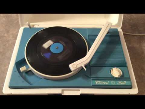 eBay- Concert Hall Record Player