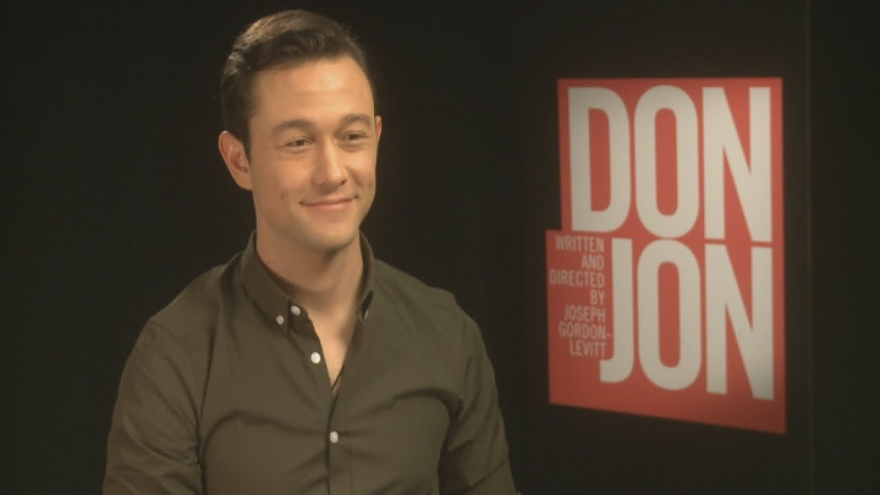 Don jon interview joseph gordon-levitt dating