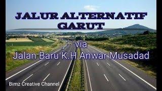 Jalan Alternatif Garut via Jalan Baru Anwar Musadad #infogarut #jajanangarut #garut #viral