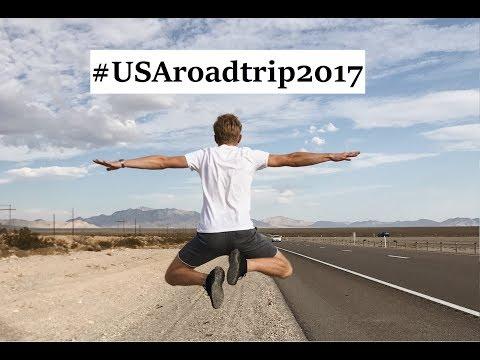 #USAroadtrip2017 - From West to East Coast, 6k kilometres by car