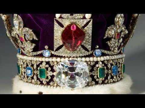 The History Of  England's Crown Jewels
