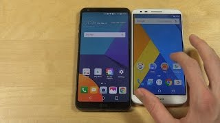 LG G6 vs. LG G2 - Which Is Faster?