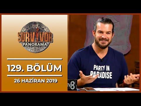 Survivor Panorama 129. Bölüm - 26 Haziran 2019