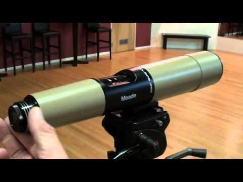 Meade 15-60X Spotting Scope Review