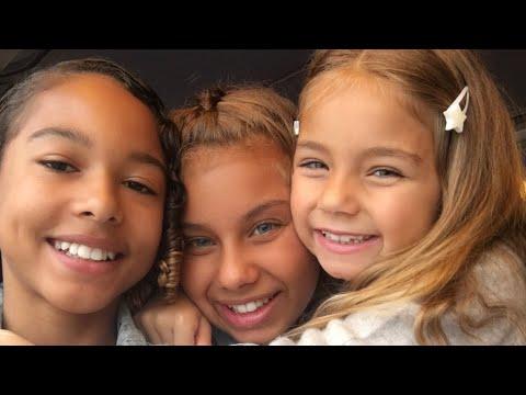 1 SEMAINE avec KIDS UNITED Nouvelle Génération !