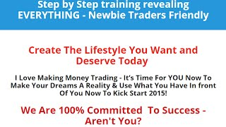 Binary Xplosion Review - Make Money With Binary Options Xplosion Masterminds
