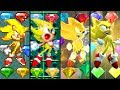 Evolution of Super Sonic (1991-2020)