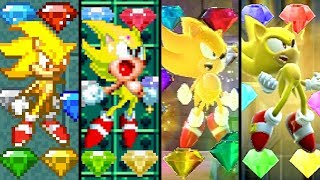 Evolution Of Super Sonic (1991-2020)