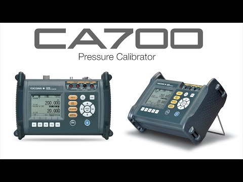 CA700 - The New Standard in Field Calibration