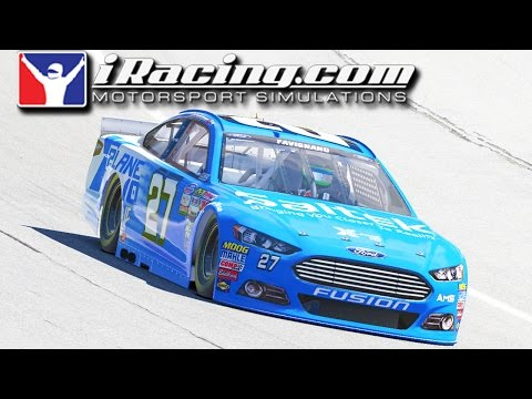 iRacing NASCAR Series at Atlanta