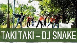 Gambar cover TAKI TAKI - DJ SNAKE   ft. Selena Gomez, Ozuna, Cardi B   DANCE FITNESS ZUMBA WORKOUT   BY PRAMOD