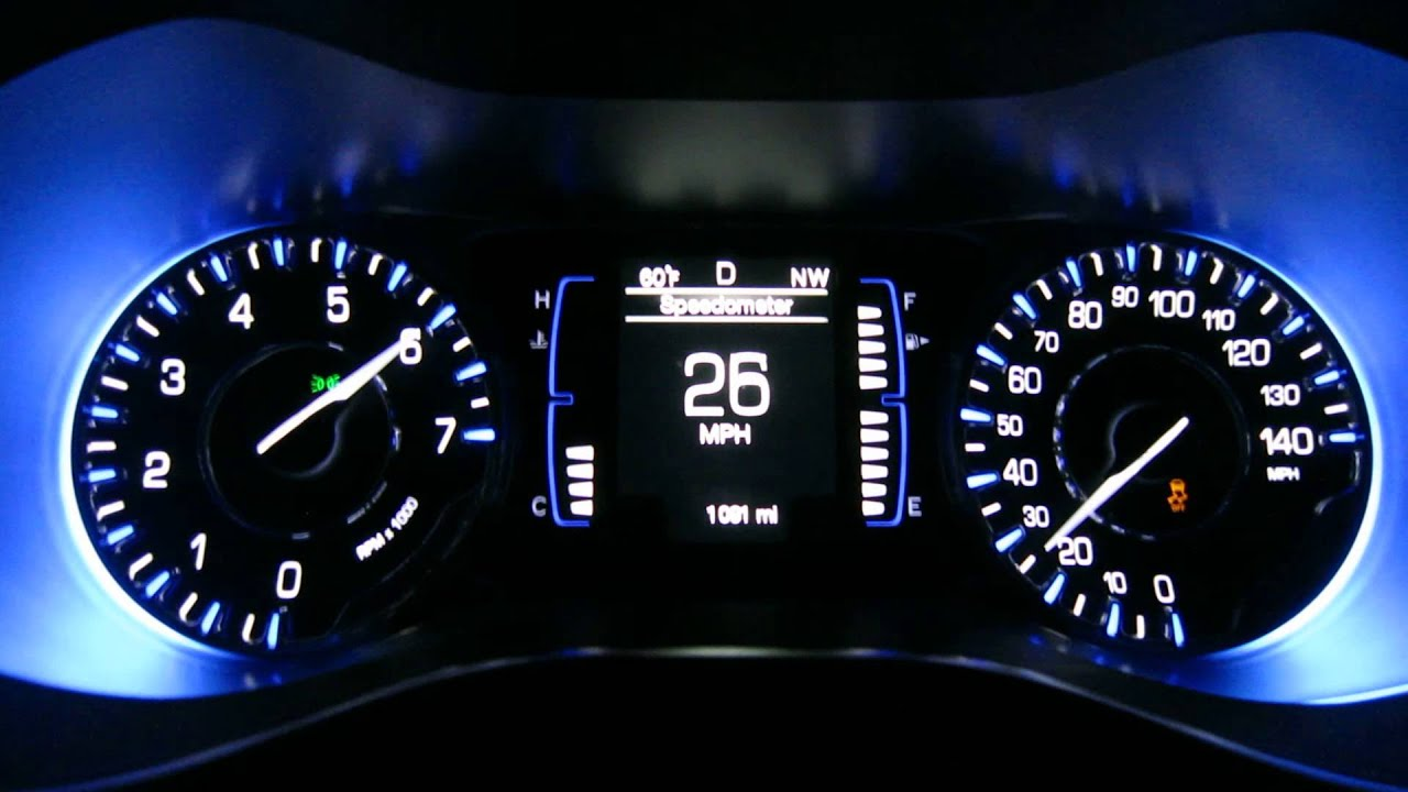 2015 Chrysler 200 2 4L Multiair 9 speed ZF Auto 0 60 MPH