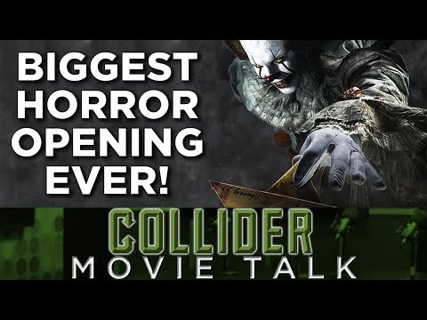 IT Scores Biggest Horror Opening Ever - Movie Talk