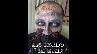 Transformei meu Marido num Zumbi!!!