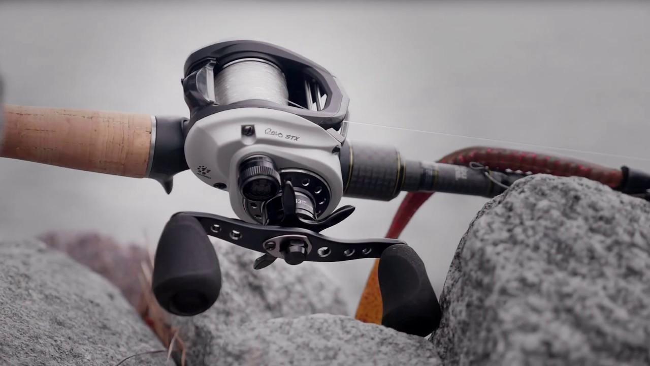 Abu Garcia Gen 4 Revo® STX Low Profile Reel Product Video
