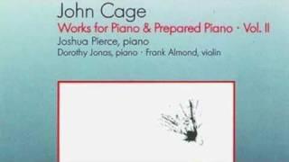 john cage / dream(1948) for piano
